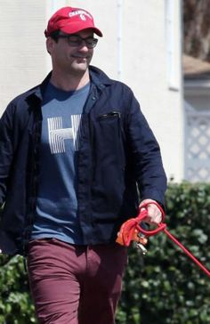 I will help him walk his dog ANY. DAY. OF. THE. WEEK!
