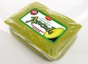 Our Avocado pulp received a taste award!