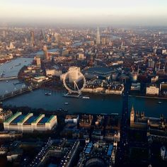 The #sunset over #London this afternoon #city #cityscene #river #government #capital