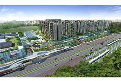 #North_Park #Residence #Location: #Yishun #Central