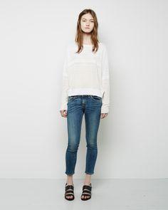 Rag   Bone  Denise Sweater | La Garconne