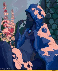 Steven universe,фэндомы,Blue Diamond,Blue Pearl,SU art