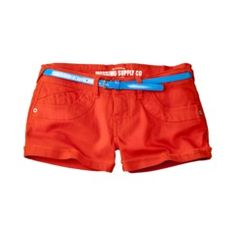 Mossimo Supply Co. Juniors Short - Assorted Colors $17.99