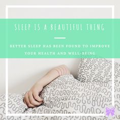 Better Sleep Can Improve Your Health and Wellbeing - P&P