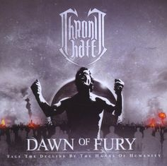 """Review of Chronic Hate """"Dawn Of Fury"""" posted at BRUTALISM.com"""