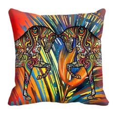 Me Sleep Horse  Digitally Printed  16x16 Inch Cushion Cover Cushion Covers on Shimply.com