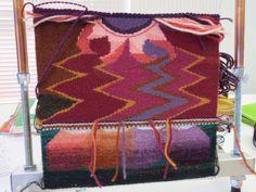 Rebecca Mezoff, Tapestry Artist