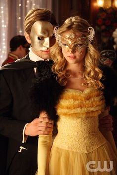Nate & Jenny - Chace Crawford - Taylor Momsen - Gossip Girl