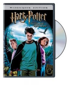 Harry Potter and the Prisoner of Azkaban - For me, all of the Harry Potter films are amazing!