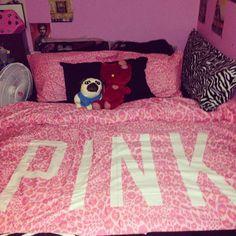 ♥♥ victoria's secret PINK bedding
