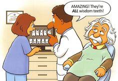 Dentaltown - Amazing! They're all wisdom teeth!