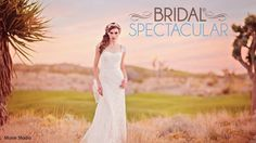 Brides and grooms-to-be: Join us January 20-21 at @bridalspectacular - Las Vegas' best bridal show! Visit bridalspectacular.com and enter promo code WedProJan2017 to save $5 on tickets! Photo credit: @moxiestudiolisa