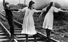 The Railway Children. Still makes me cry. Simply brilliant. Watched this over and over and always wanted to be like Bobby!!