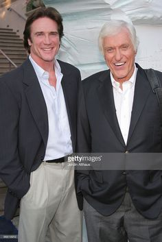 Dick Van Dyke and Barry Van Dyke                                                                                                                                                                                 More Left Handed Celebrities, Diagnosis Murder, Mystery Show, 90s Tv Shows, Angela Lansbury, Sports Celebrities, Hallmark Channel, Classic Tv, Celebrity Couples