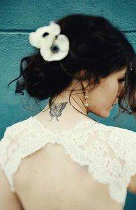 Novias con tatuajes ¿Quieres lucirlo u ocultarlo el día de tu boda?