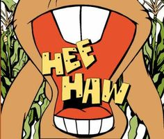 Hee Haw. Lots of laughs. My Dad loved this show.