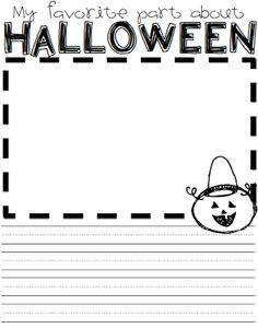 Free (after) Halloween writing activity. whattheteacherwants.blogspot.com