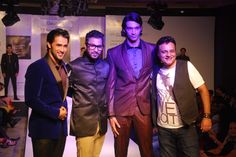 Tv star Karan ,sharma,prateek lambha,model shaikher (show director,kapil gauhri)