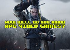 Do you know role-playing video games well? Take this trivia to find out the level of your knowledge. Fun Games, Quizzes, Trivia, Did You Know, Science Fiction, How To Find Out, Video Games, Knowledge, Wellness