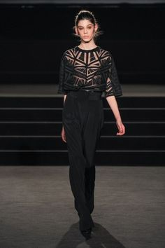 Fall 2013 Runway Look 13 - Lyst