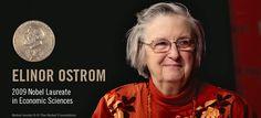 En Zona Feminista: Mujeres Ganadoras del Premio Nobel (XLV). Elinor Ostrom