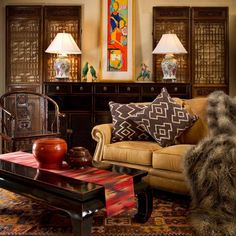 Asian Adobe's exquisite collection blends the Far East and the American West. #luxeDallas