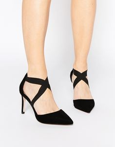 72f7efe9305 ASOS COLLECTION ASOS STERLING Pointed Heels Asos Shoes, Pointed Heels,  Cheap Shoes, Wedge