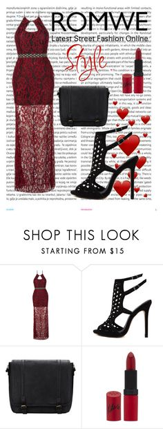 """""""Romwe IV/5"""" by m-sisic ❤ liked on Polyvore featuring Oris and Rimmel"""