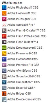 Adobe CS5 free trial