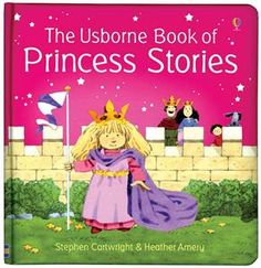 Book of Princess Stories $12.99 Please visit your party page or contact your consultant if you like to order this book.