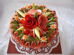 Výsledek obrázku pro slaný dort