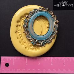 Große ovale Rahmen Silikonform | Etsy Tequila, Gemstone Rings, Gemstones, Etsy, Jewelry, Oval Frame, Monogram, Handmade, Jewels