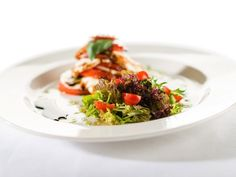Caprese, Mozzarella, Ethnic Recipes, Food, Essen, Meals, Yemek, Eten