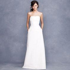 J.crew Wedding Dress $375