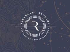 Riverland Studios | #corporate #branding #creative #logo #personalized #identity #design #corporatedesign < repinned by an #advertising agency from #Hamburg / #Germany - www.BlickeDeeler.de | Follow us on www.facebook.com/BlickeDeeler