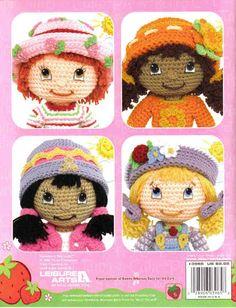 crochet charlotte aux fraises - marylene 88 - Picasa Web Albums