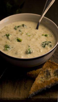 Brokkoli Suppe