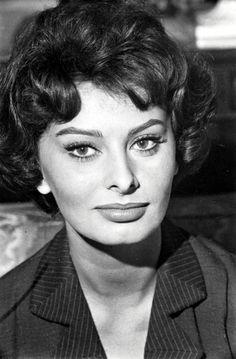 Sophia Loren...1958