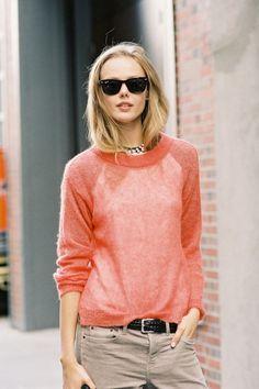 Frida Gustavson | Look casual