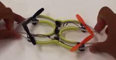 Este dron resiste a todo tipo de golpes - http://www.hwlibre.com/este-dron-resiste-tipo-golpes/