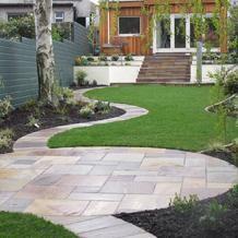 Garden Landscaping | Owen Chubb Garden Landscapers