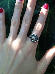 Late 17th Century Diamond Ring