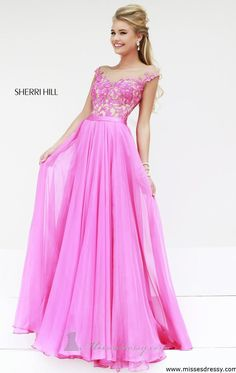 Sherri Hill 11151 Dress - MissesDressy.com