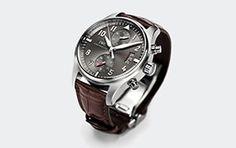 IWC Schaffhausen   Fine Timepieces From Switzerland   Collection   Pilot's Watches   Spitfire Chronograph