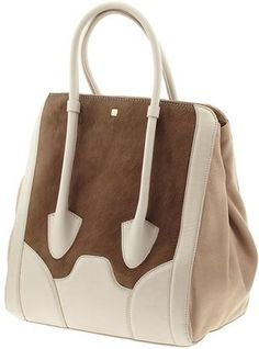 Pour La Victoire Butler Large Tote. Cute and practical.