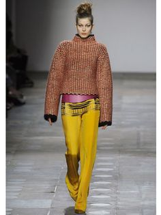 Marie Claire - Editor's Picks from Europe: Favorite Looks from F/W 2012 Fashion Week