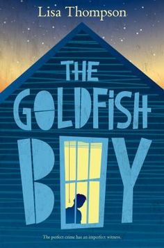 The Goldfish Boy  (Book) : Thompson, Lisa : Emotionally crippled by his obsessive-compulsive disorder, teenager Matthew Corbin rarely leaves his room on a cul-de-sac in London, and he passes the day observing and writing down his neighbors doings from his window--but when a toddler staying next door disappears Matt is the key to solving a mystery and possibly saving a child's life...if he can manage to expose himself, and his secret guilt to the outside world.
