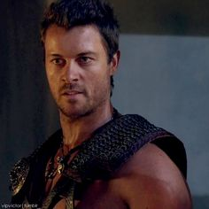 Spartacus ... Dan Feuerriegel as Agron