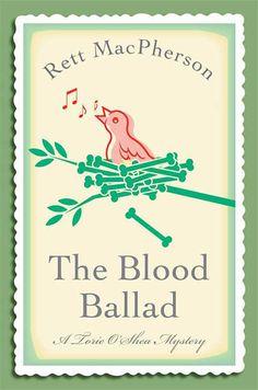 The Blood Ballad - Rett MacPherson - Torie O'Shea - 2008 - book #11