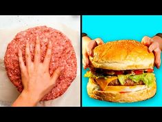 29 KITCHEN HACKS THAT WILL SHAKE YOU TO THE CORE || Giant Food Challenge by 5-MInute Recipes! - YouTube Kitchen Craft Cookware, Oreo, Shake, Cooking Tips, Cooking Recipes, 5 Minute Meals, Giant Food, Food Challenge, Easy Food To Make